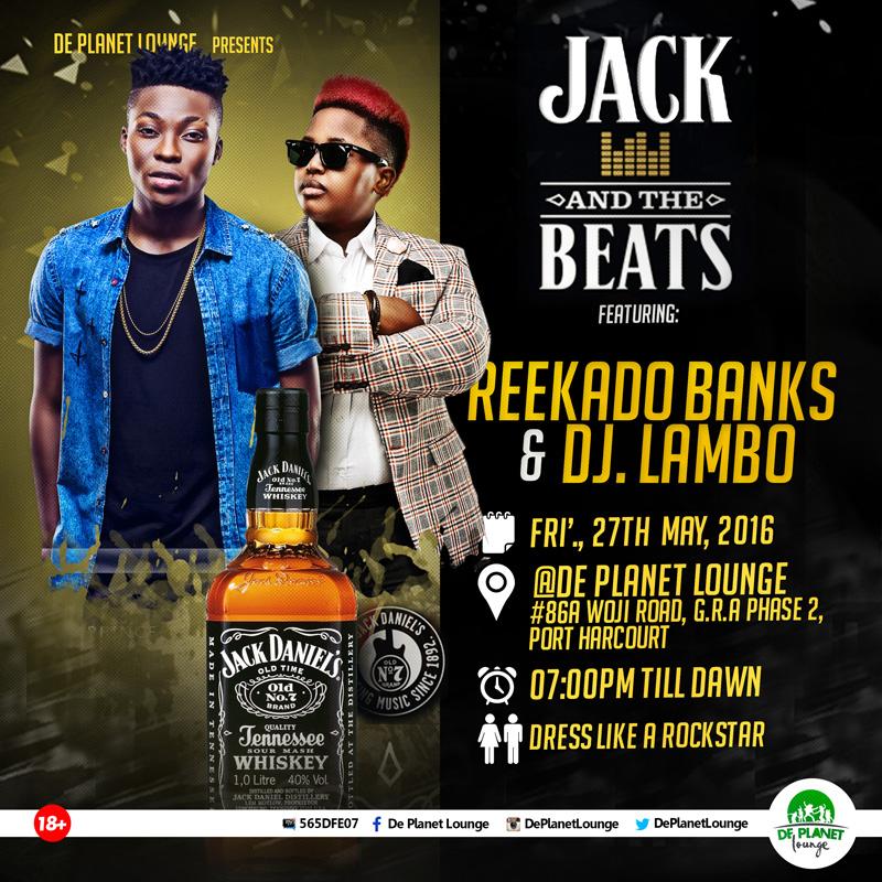 Jack-&-the-Beat-D